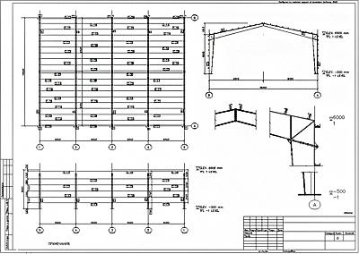 смета на строительство ангара из металлоконструкций образец